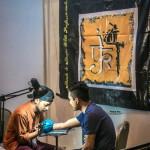Фото отчет о 5-й Международной тату-конвенции в Катманду, Непал. 24-25 апреля 2015 года часть2