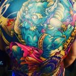China Tattoo Convention - October 2015 (Китайская Тату Конвенция)