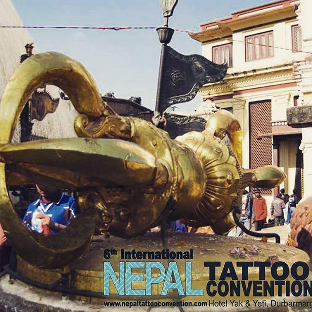 Непальская международная тату конвенция 2016
