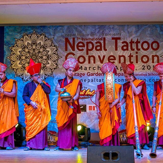 Непальская международная тату конвенция 2017